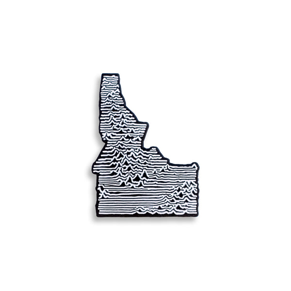 Idaho State Pin
