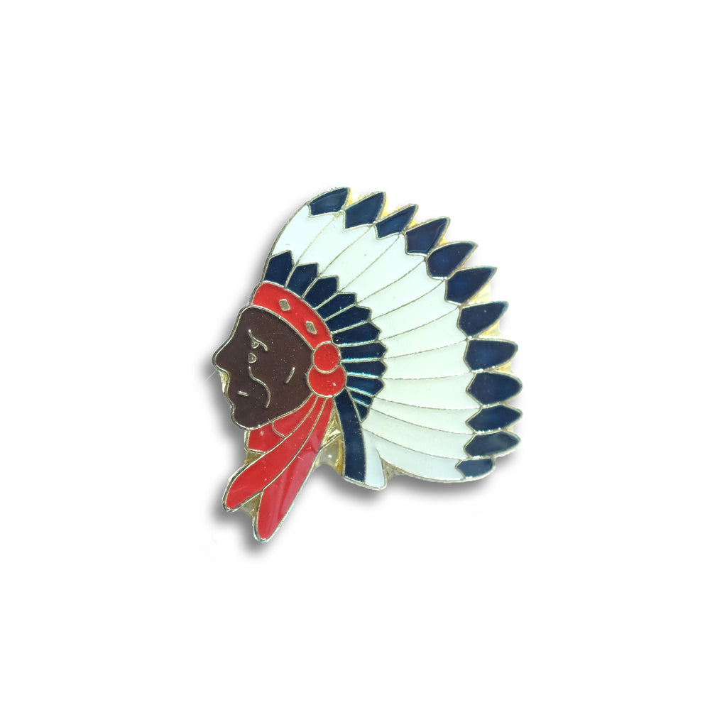 Chief Vintage Pin