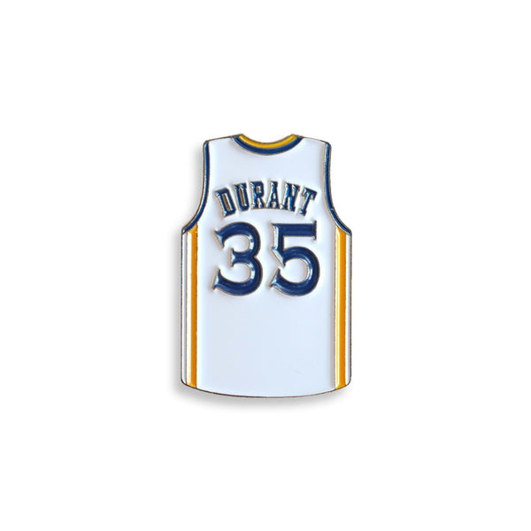 Durant Jersey Pin