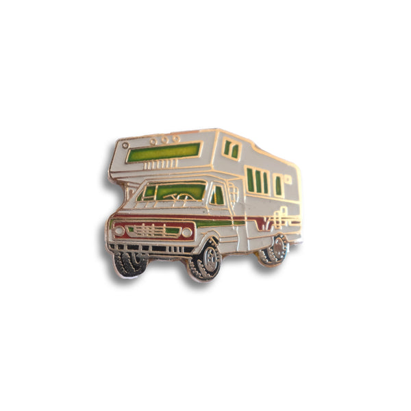 Recreational Vehicle Vintage Pin