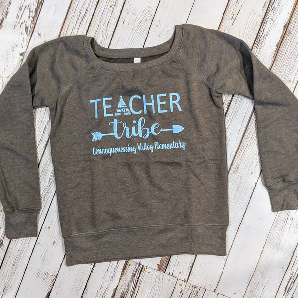 "CVE ""TEACHER TRIBE"" design"