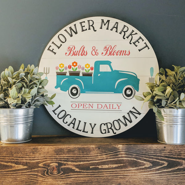 "Spring Sign Kit (16"" round) SPECIAL PRICE!"