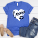 Carlsbad Cavemen- Heart - NEW Design!