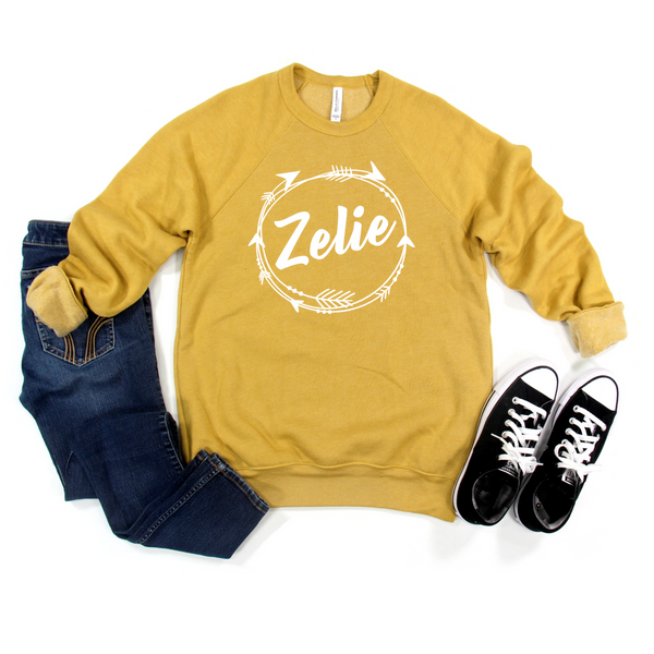 Zelie Sweatshirt! NEW!