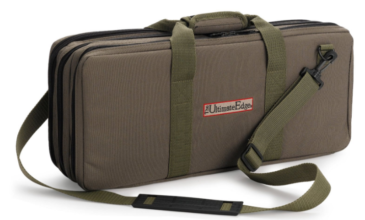 Olive 18 Piece Knife Bag