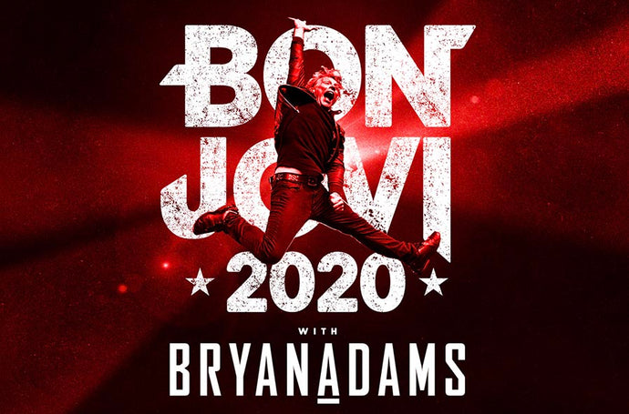 Bon Jovi 2020 Tour Announcement