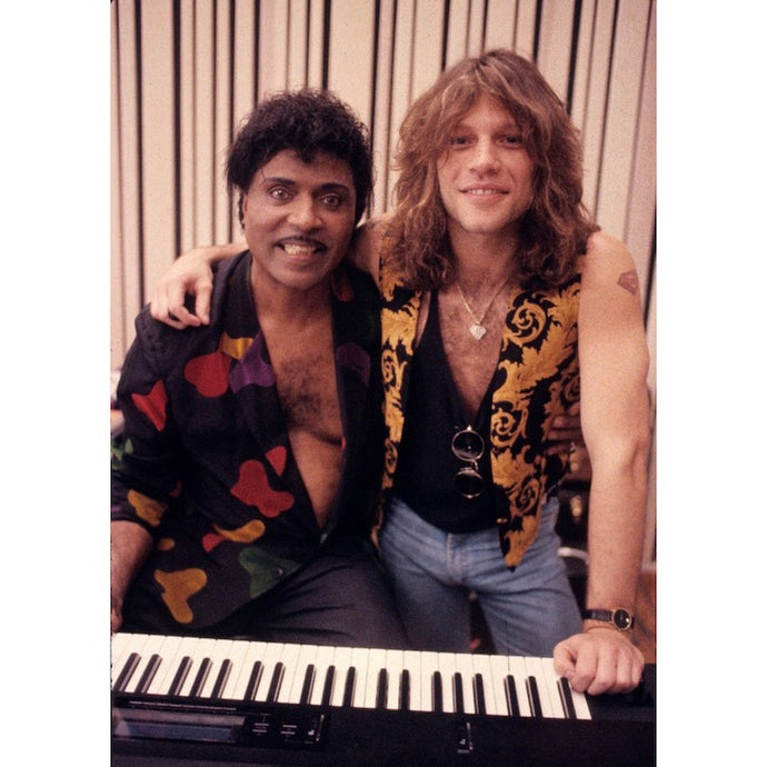 RIP Little Richard -JBJ