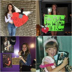 Fan of the Month October 2017 - MADYSON O.