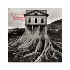 This House Is Not For Sale Bundle - Signed CD + Limited Poster