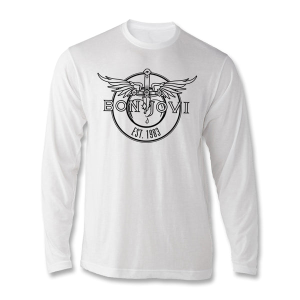 Pacific Heart Unisex Long Sleeve