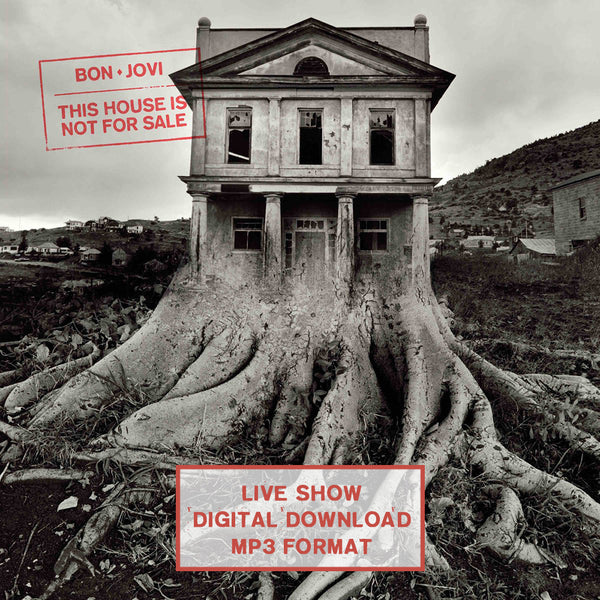 Bon Jovi Live Digital Downloads - MP3