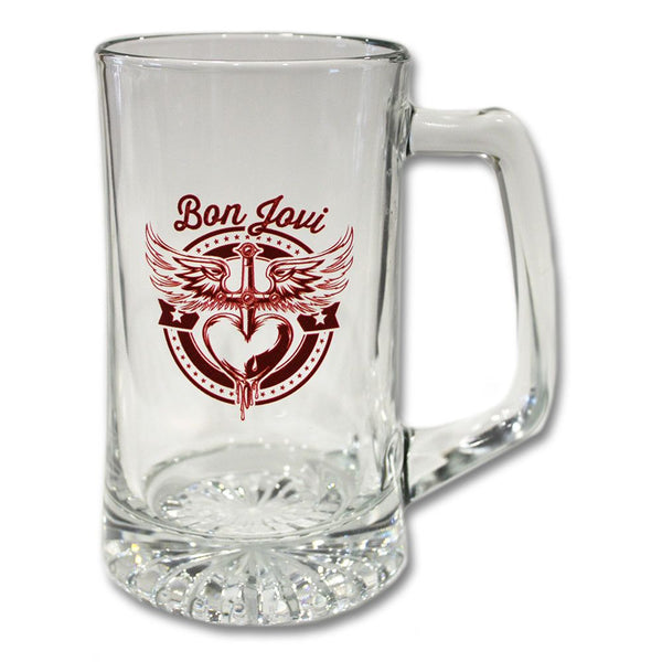 Red Star Beer Mug