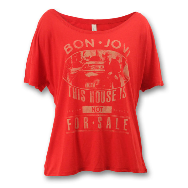 JBJ Car Slouchy T-shirt - Women's