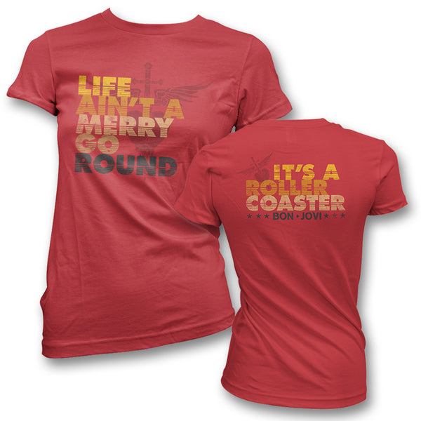 Roller Coaster T-Shirt - Women's