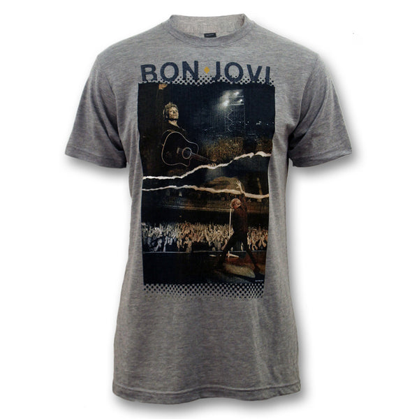 Torn Photo T-shirt