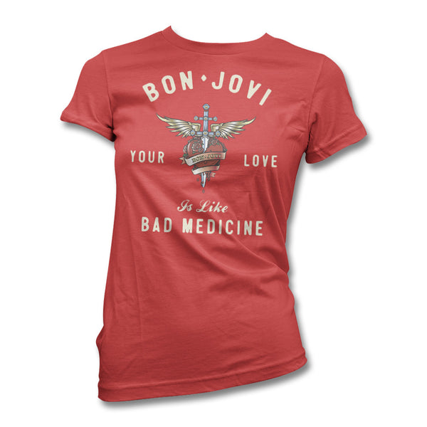 Official Bon Jovi Your Love T-shirt