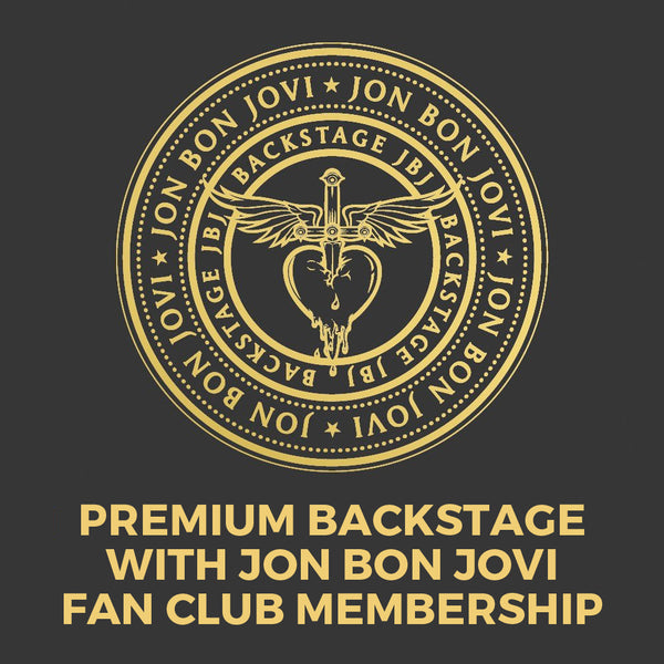 Premium Backstage with JBJ Membership