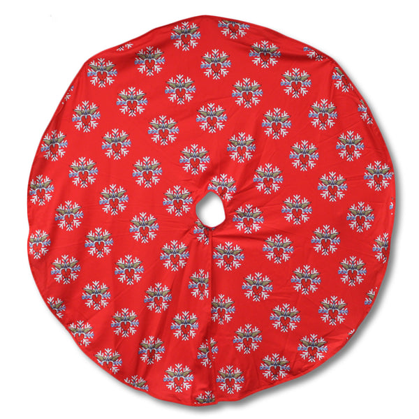 Official Bon Jovi Holiday Tree Skirt