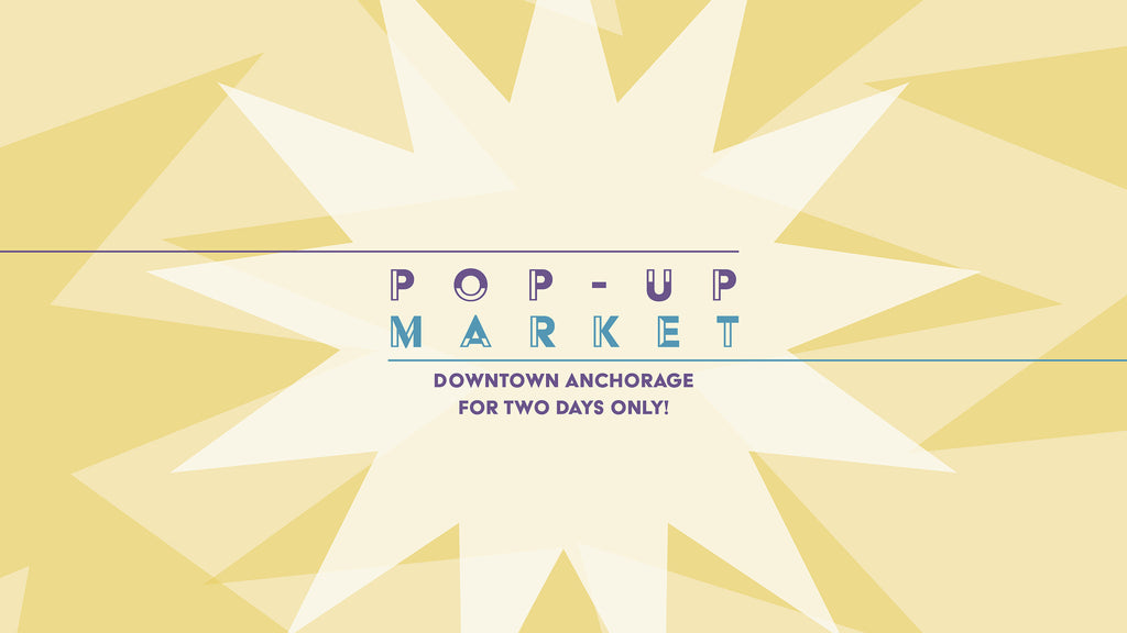 POP-UP MARKET!