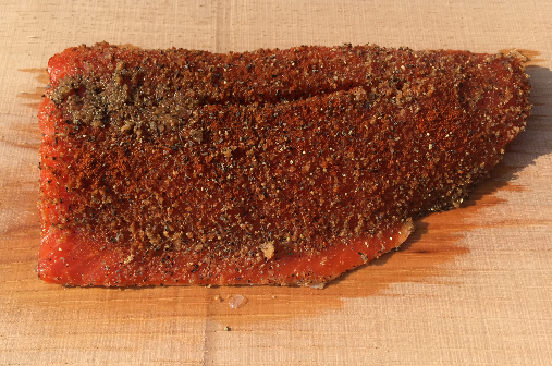 Cedar Plank Copper River Red Salmon Recipe