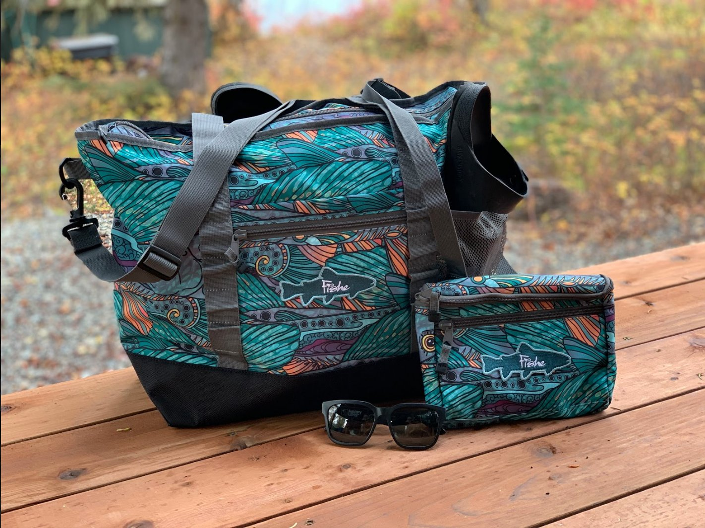 fishewear river totes