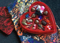 DIY Chocolate Fly Box Valentine for the Fly Fisher