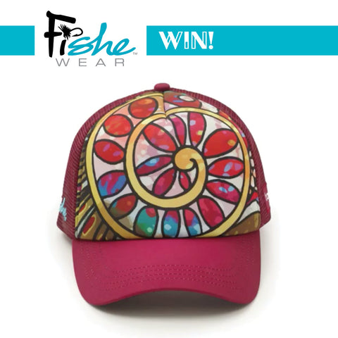 Fishe Trucker Hat