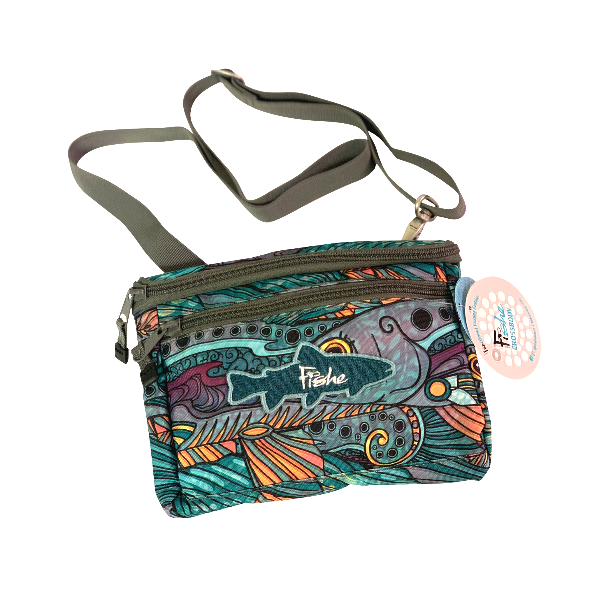 Fishe Crossbody Sling front view