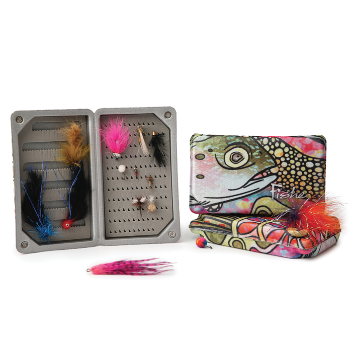 Fishe Fly Box