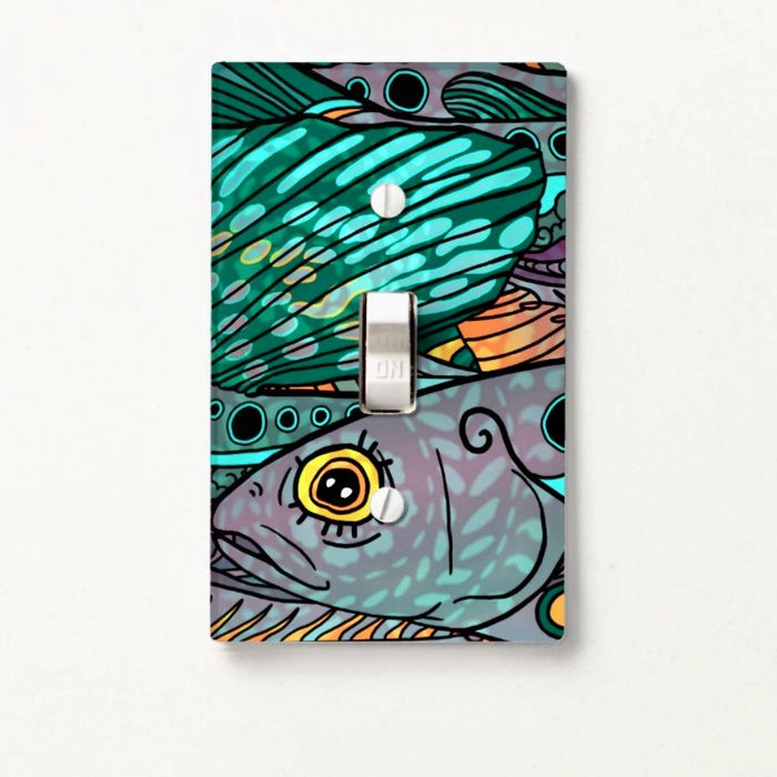 Fishe Light Switch Cover