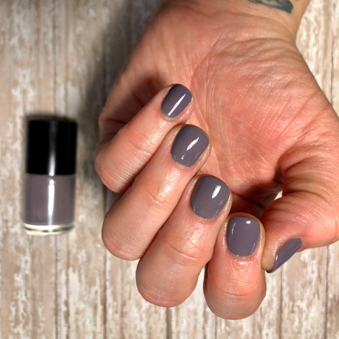 Groovy Grayling Nail Polish