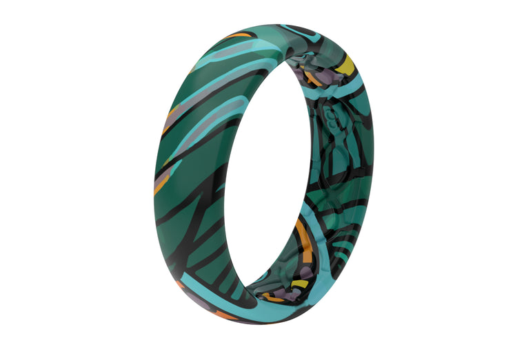 Groovy Grayling Groove Ring