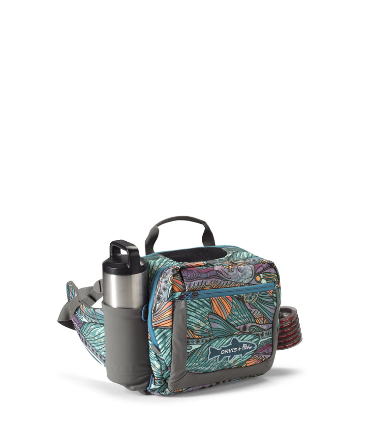 Orvis + Fishe Hip Pack