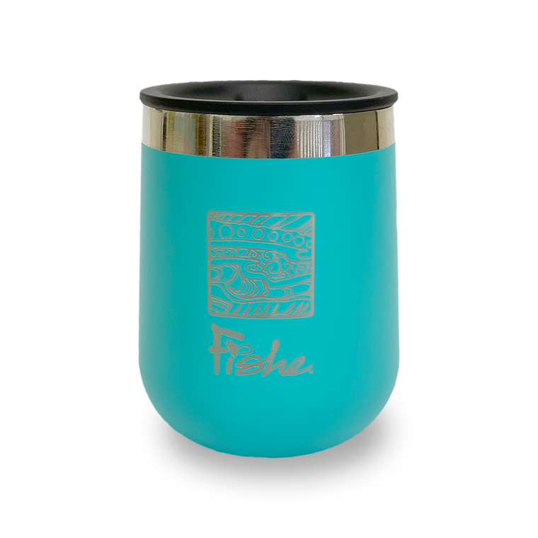 Fishe Hydro Flask Wine Tumbler