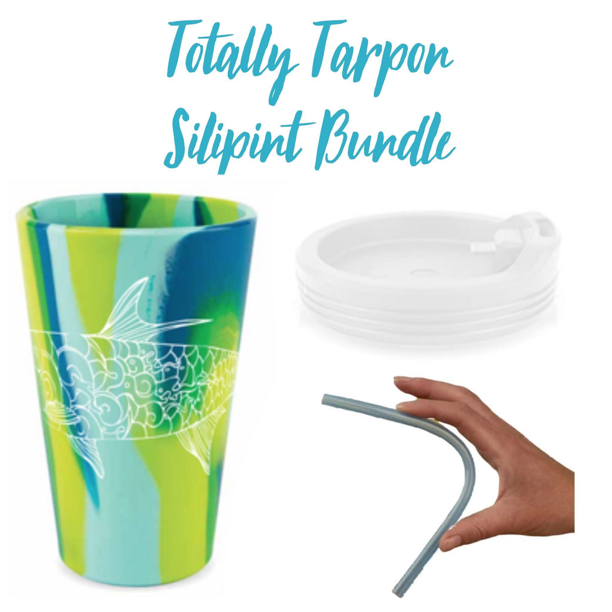 Totally Tarpon Silipint Bundle