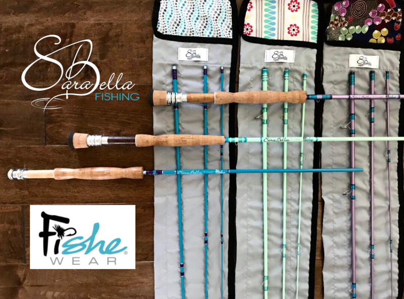FisheWear Semi Custom Fly Rod