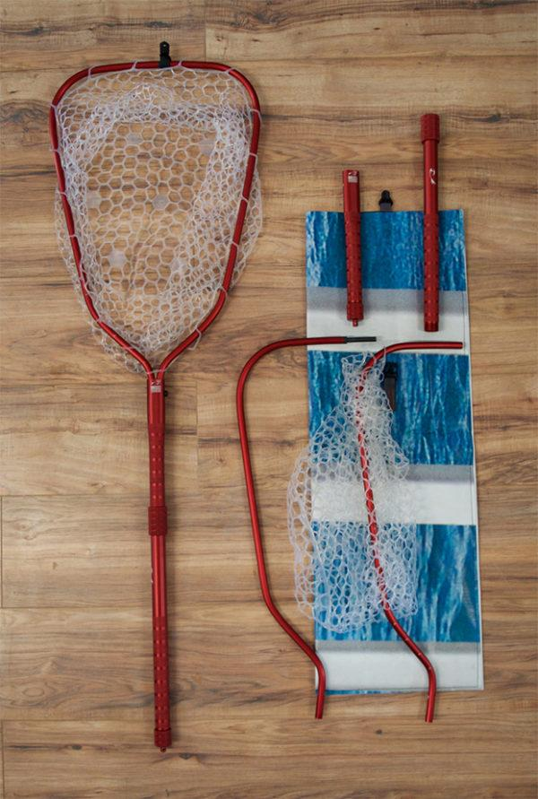 Rise Travel Net - Red