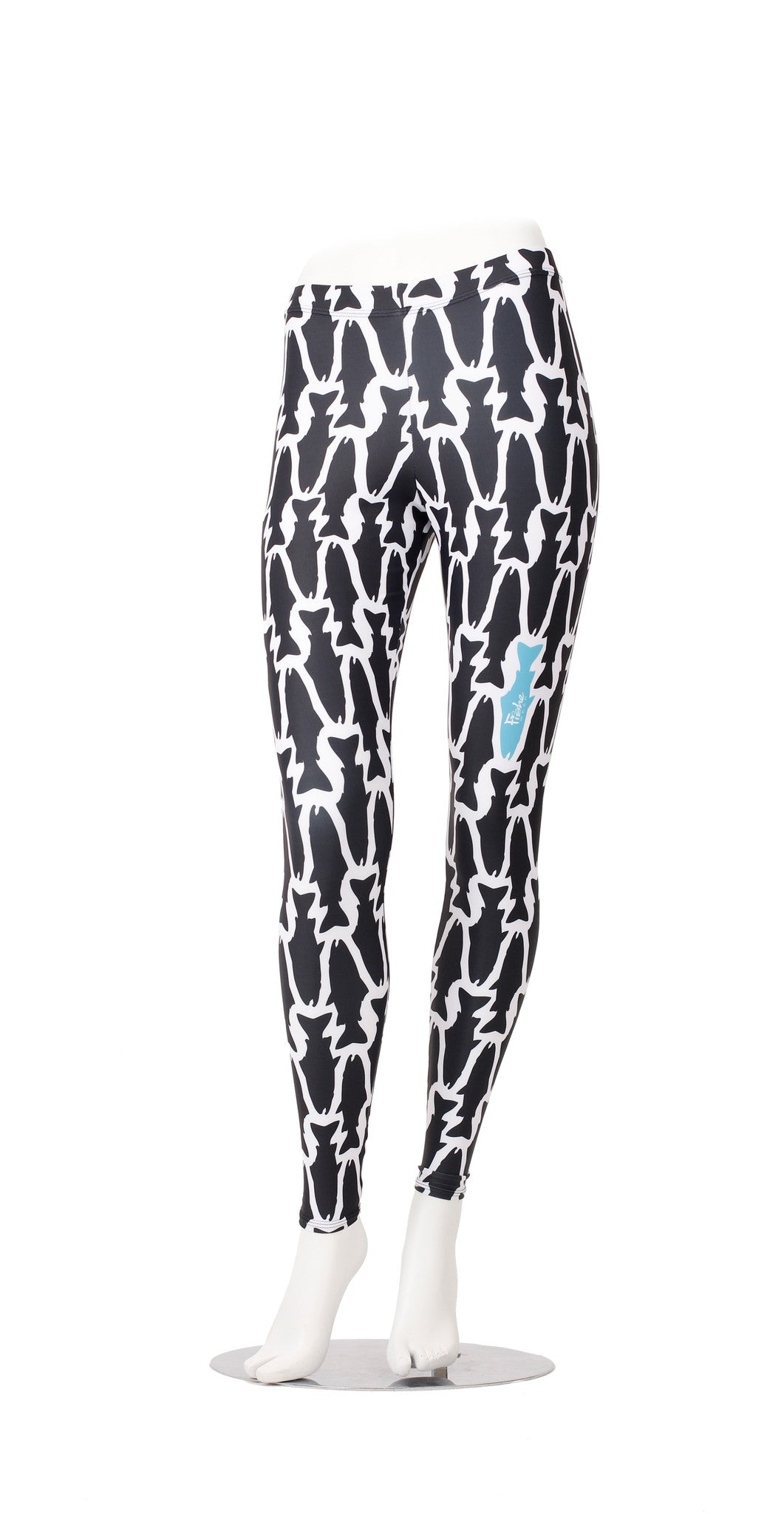 Blue Fish Leggings