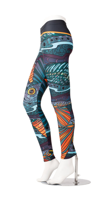 Groovy Grayling Leggings