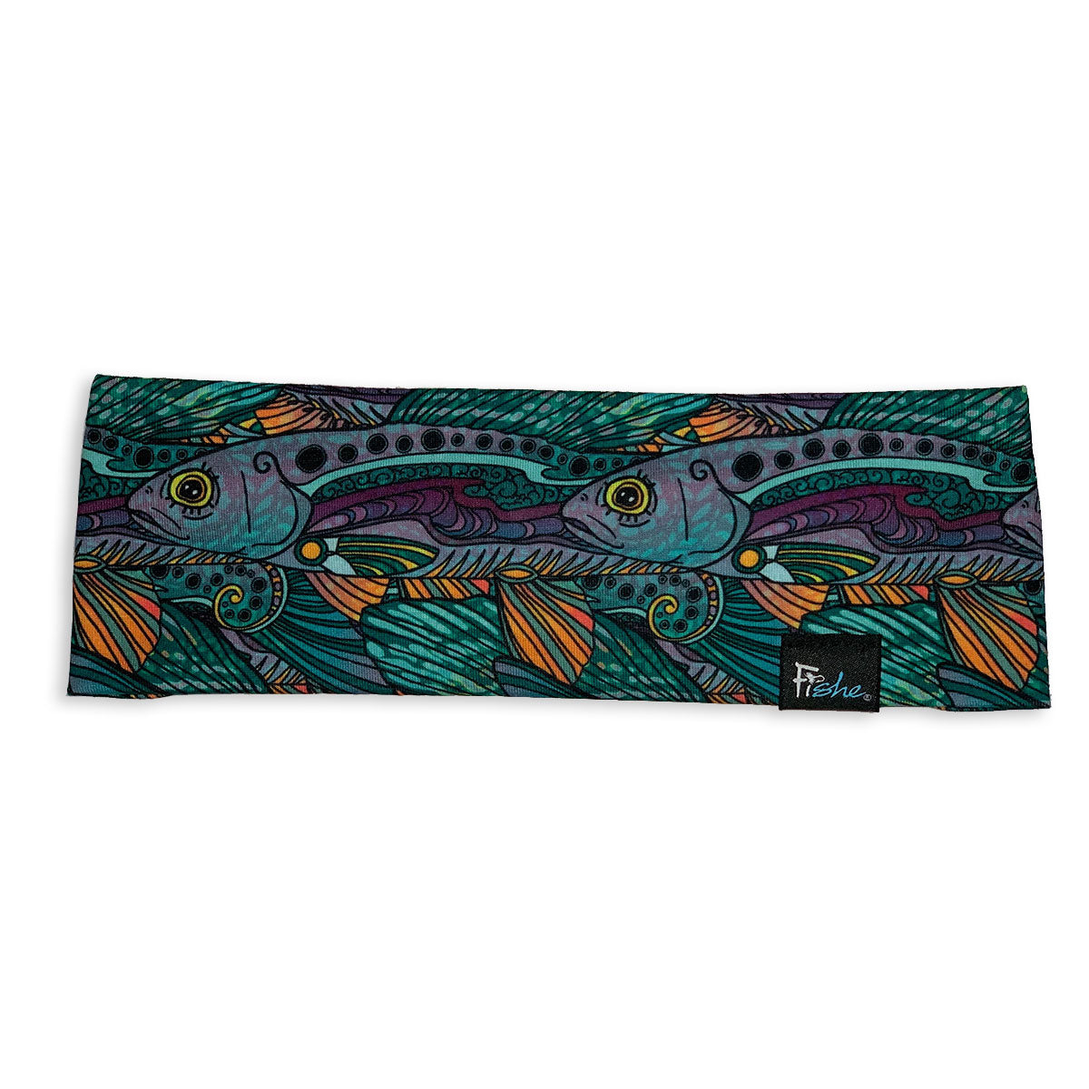 Groovy Grayling Headband