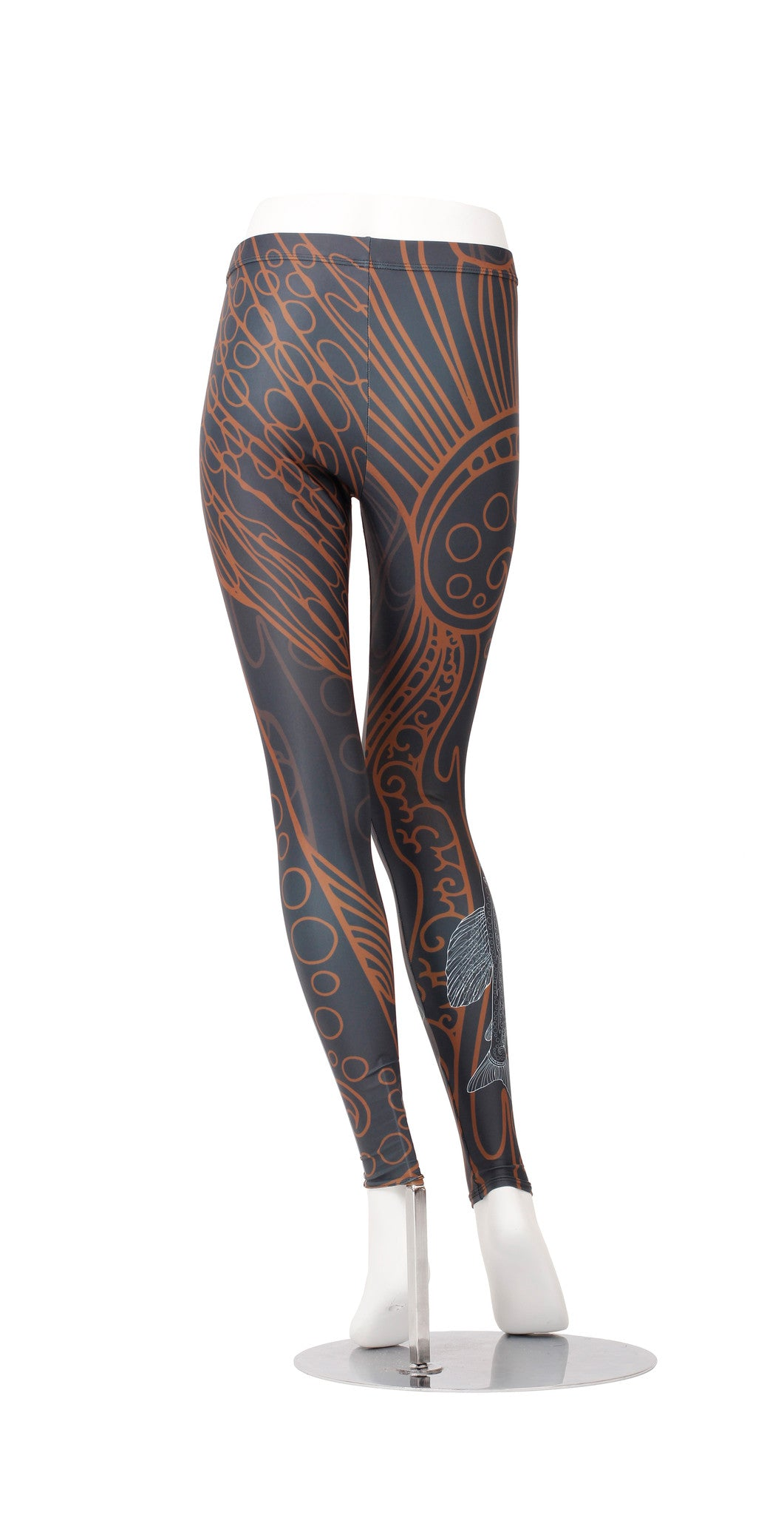 Hooked on Grayling Leggings