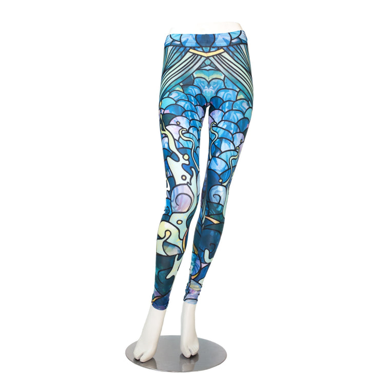 Totally Tarpon Leggings