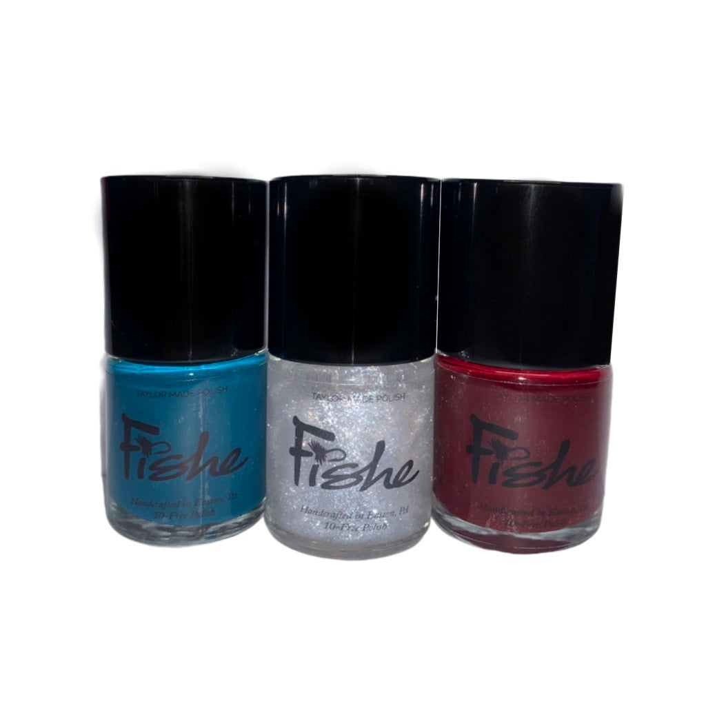 Fishe Holiday Collection Nail Polish