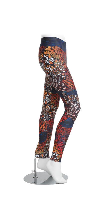 Fly Pheasant Leggings