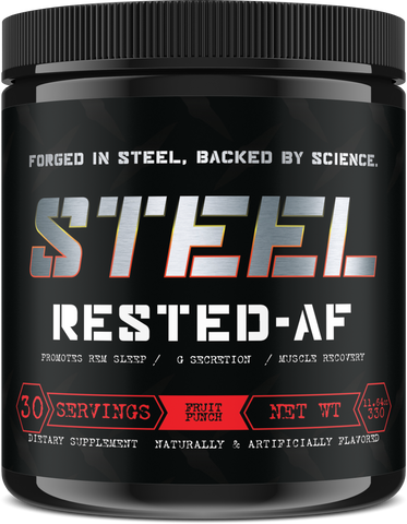 RESTED-AF | REM SLEEP | RECOVERY
