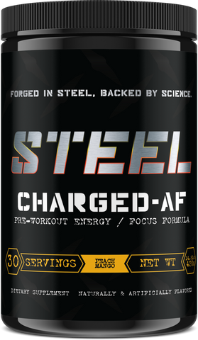 CHARGED-AF | PRE WORKOUT POWERHOUSE