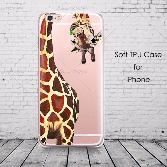 cheap for discount 5db4a c1be7 I Love Giraffe iPhone Cases