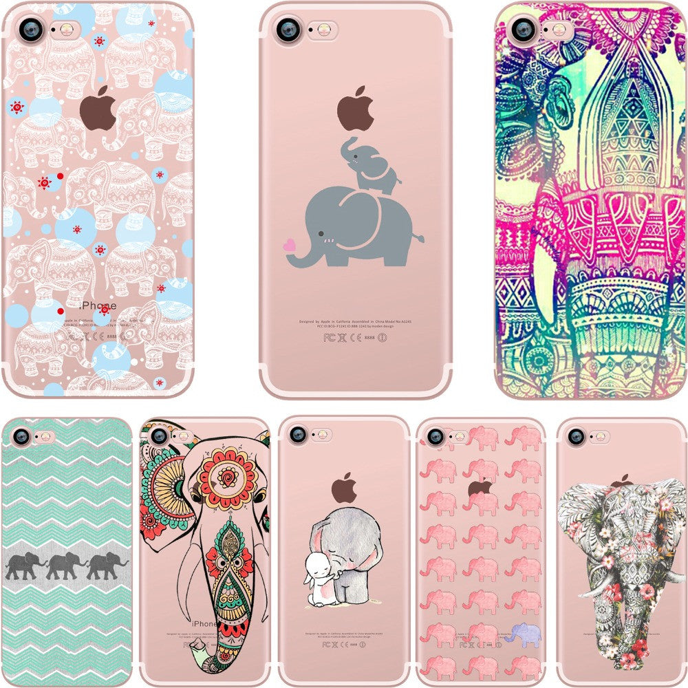 hot sale online ebad1 b0e8a Special Edition - iPhone Elephant Cases (FREE SHIPPING)