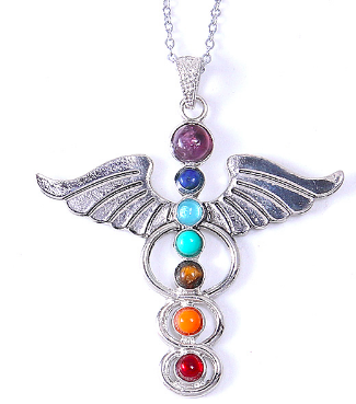 Chakra pendant necklace 19 different styles favorite e store mozeypictures Choice Image