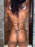 Riya String Kini Bottom Cheetah